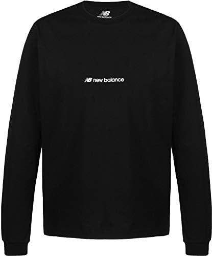 New Balance Camiseta de Manga Larga para Hombre - MT93513
