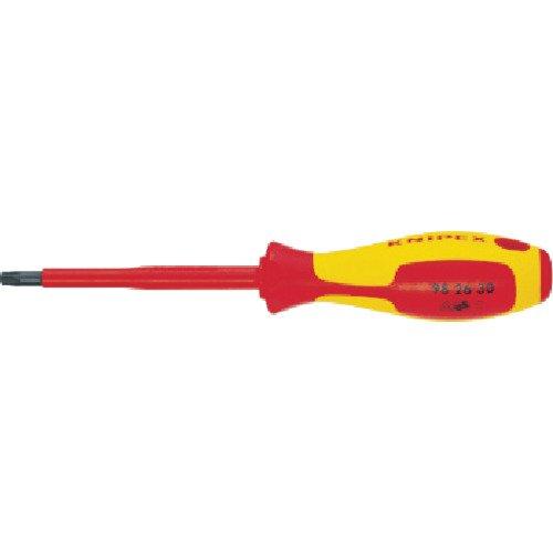 KNIPEX Schraubendreher für Torx-Schrauben 1000V-isoliert (185 mm) 98 26 20