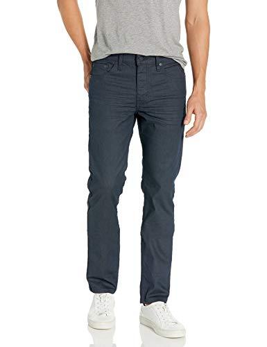 Levi's Men's 511 Slim Fit Jean, Black Indigo 3D, 33W x 34L