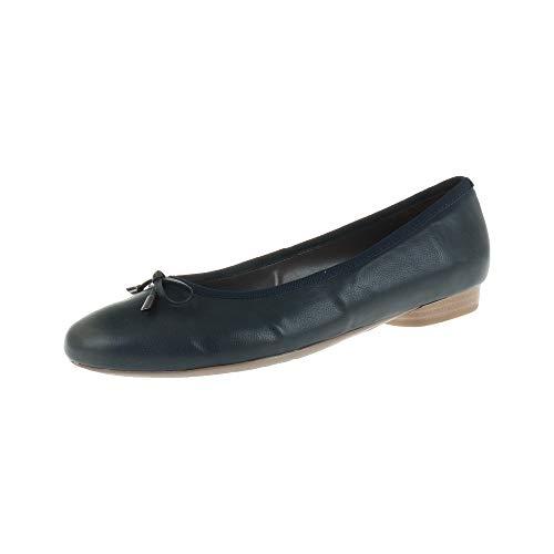 Jenny damesschoenen Ballerina blauw 2253321