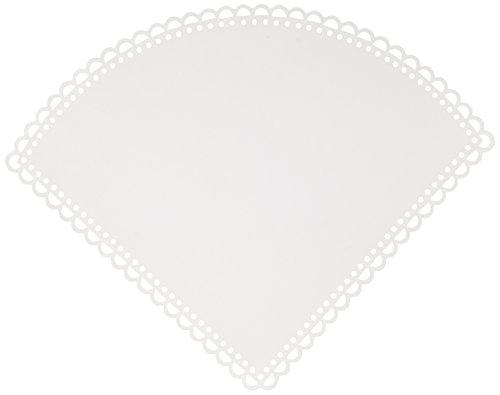 Talking Tables Something in The Air Lot de 10 cônes pour Confetti/Bonbons Blanc