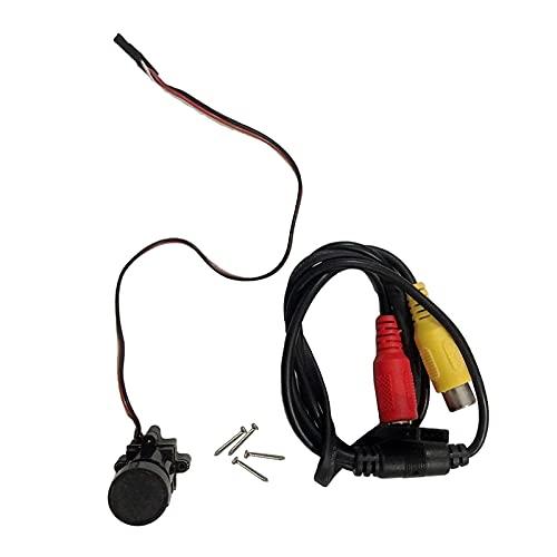 lahomia 700TVL Telecamera CCD COMS con Obiettivo Grandangolare da 90 Gradi da 3,6 Mm per RC FPV Drone Accs