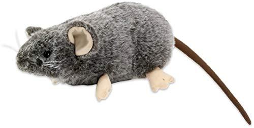 1 ratón de peluche para niños, 30 cm, regalo para niños, niñas, niños