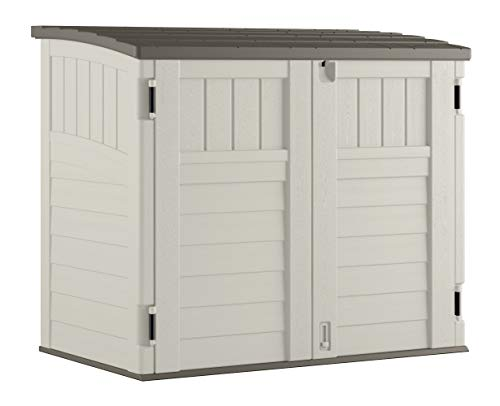 Best Horizontal Bike Storage Shed