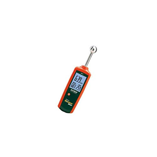 MO257 Hygrometer LCD, with a backlit 0÷100% RH EXTECH