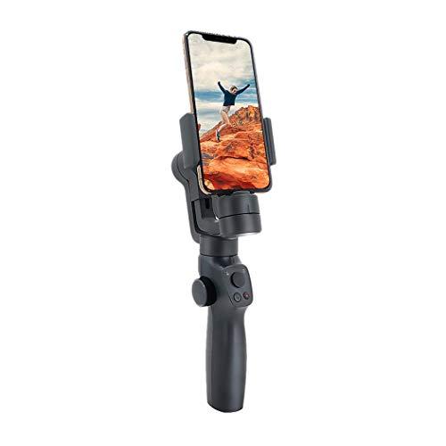 GGPUS Estabilizador de cardán de Mano, cardán de Mano de 3 Ejes, rastreo de Objetos, rastreo de rostros para una fotografía Digital Uniforme y Uniforme y técnicas avanzadas de filmación de Video