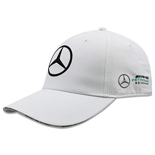 Official Formula 1 Merchandise - Mercedes-AMG Petronas Motorsport 2019 F1™ - Team kappe - Weiß