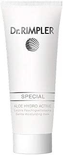Dr. Rimpler Gesichtsmaske extra feuchtigkeitsspendendHydro Activ I Pflege-Maske für den trockenen Hauttyp I Aloe Vera Crememaske, 75ml