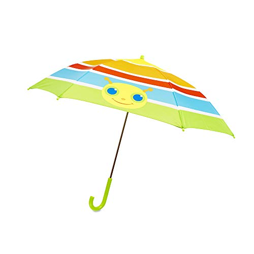 Cheapest Prices! Melissa & Doug Giddy Buggy Umbrella for Kids With Safety Open and Close