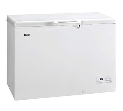 Haier HCE379F, Congelatore a pozzetto, 366 Litri