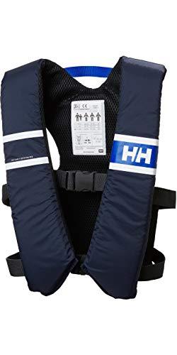 Helly Hansen Unisex– Erwachsene Comfort Compact 50N Schwimmweste, Evening Blue, 40/60