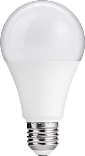 Goobay LED-Birne, 11 W; - Sockel E27, ersetzt 75 W, warm-weiß, Nicht dimmbar