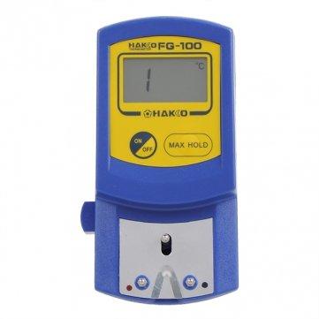 Hakko FG-100 Lötkolben-Spitze Thermometer Temperatur Tester 0-700?