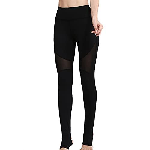 PPPPA Leggings de yoga para mujer, estiramiento de cintura alta, deportes sin costuras, gimnasio, correr, estribo, pantalones con bolsillo leggings deportivos para yoga, deportes, ciclismo, caminar