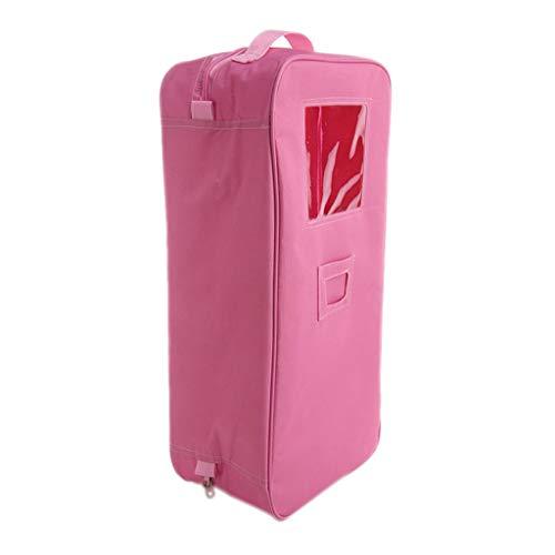 Puppen-Reisekoffer Koffer Aufbewahrungstasche Tragetasche für 45,7 cm große Puppen USA Girl