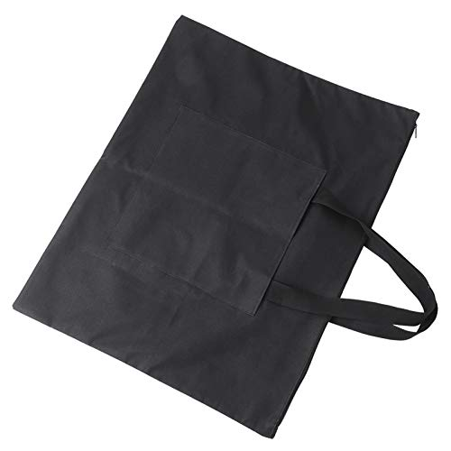 Bolsa de almacenamiento de cartulina, para portafolio de trabajos de arte de estudiantes y artista, bolsa de portafolio de arte de gran tamaño, suministros de papelería para accesorios de
