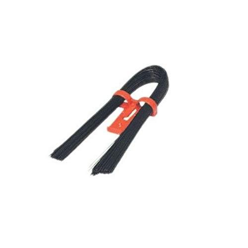 未来工業 CDバインド CD管・PF管用結束線 規格φ0.9×650mm 黒 CB-2B