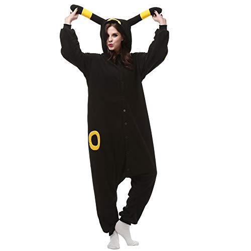 Venaster Pyjamas Adulte Unisexe Anime Cosplay Onesies Deguisement Animaux Siamois Romper Pajamas...
