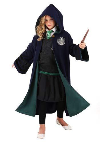 Fantastic Beasts: The Crimes of Grindelwald Slytherin Kids Vintage Wizard Robe One Size