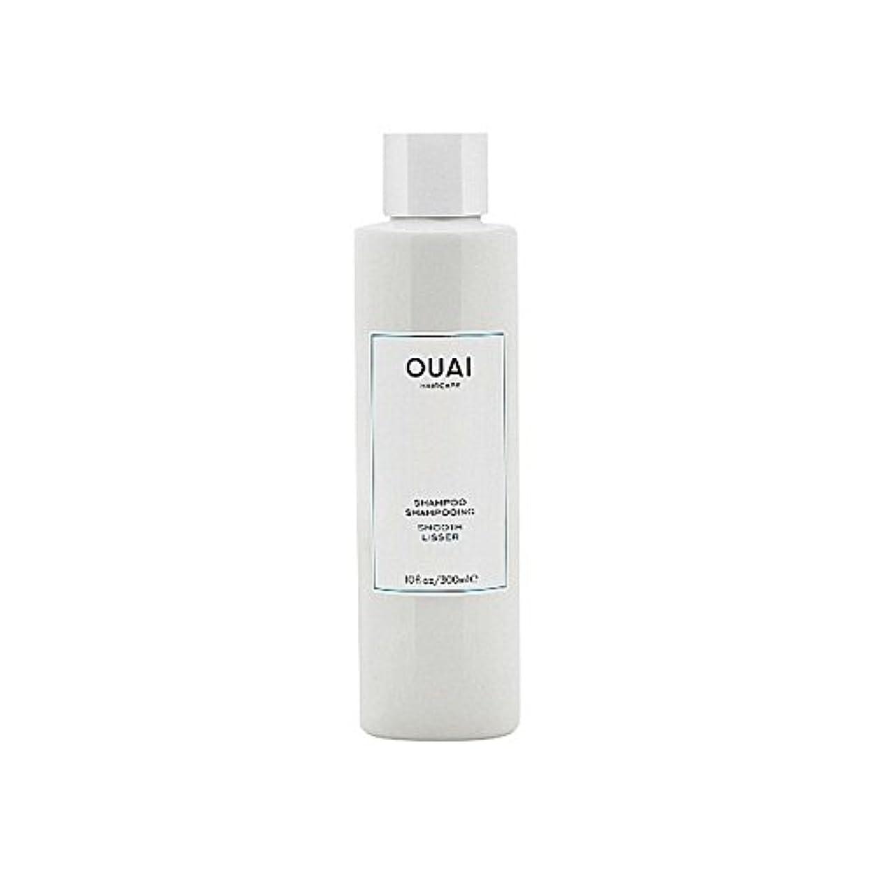 暖かさ傾向がある時間とともにOuai Smooth Shampoo 300ml (Pack of 6) - スムーズなシャンプー300ミリリットル x6 [並行輸入品]