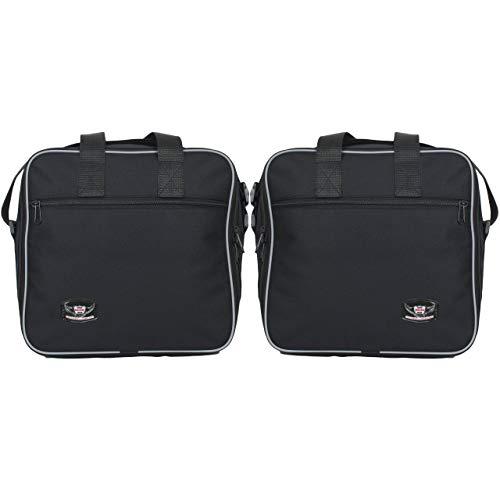 GREAT BIKERS GEAR - Packtasche / Innentaschen passend für HARLEY DAVIDSON HERITAGE SOFTAIL Packtaschenpaar