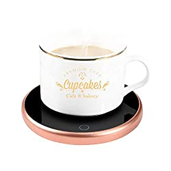 Coffee cup electric warmer