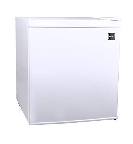 RCA FRF110 RFRF110 Vertical Upright Freezer, 1.1 cu. ft, White