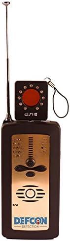 San Antonio Mall DefCon Security Products DD801 GPS Counter Tracker Max 58% OFF Surveillance