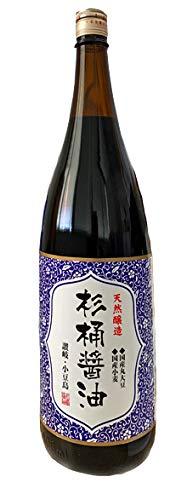 マルシマ マルシマ 杉樽仕込醤油 1.8L