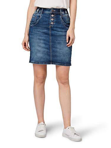 Tom Tailor Dames Jeans Rok