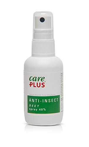 bester Test von care plus deet Care Plus Adult Spray, transparent, 60 ml