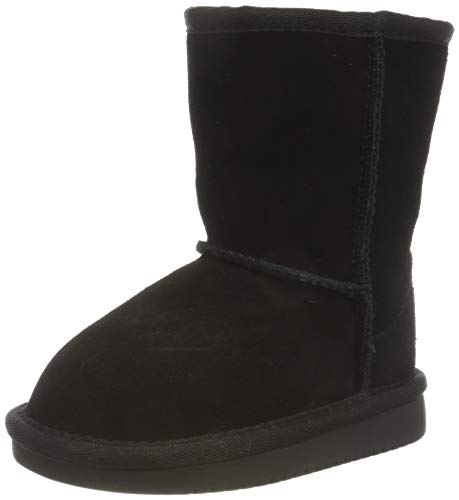 Koolaburra by Ugg KOOLA, Botas Niñas, Black, 23 EU