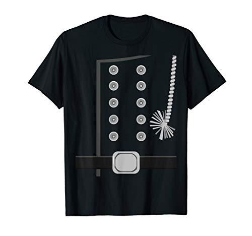 Schornsteinfeger Kostüm Silvester Outfit Fasching Karneval T-Shirt
