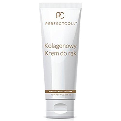 Perfect-coll Collagène Crème mains nourrissante apaisante régénérante protection de la peau 75 ml