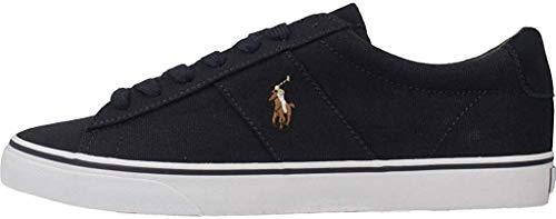Ralph Lauren Polo Sneakers Sayer Uomo Blu 43 EU