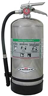 Amerex Fire Extinguisher, Wet Chemical, K