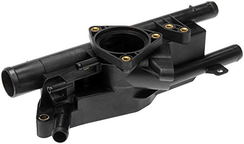 Price comparison product image Dorman 902-5128 Engine Coolant Thermostat Housing for Select Hyundai / Kia Models