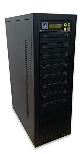 Tower Duplicator 1-7 DVD CD DISC...