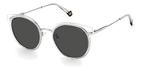 Polaroid Gafas de sol PLD 6152 GS 010 M9 Silver Paladio lentes polarizadas