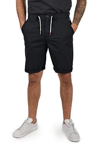 Blend 20701249ME Chino Shorts, Größe:L, Farbe:Black (70155)