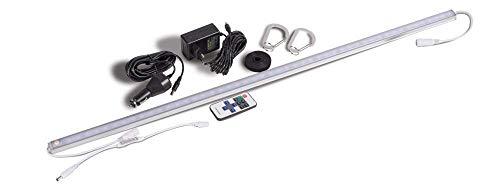 Kampa Sabre Vorzelt- & Zelt-Beleuchtung, 48 LEDs, Starterpaket