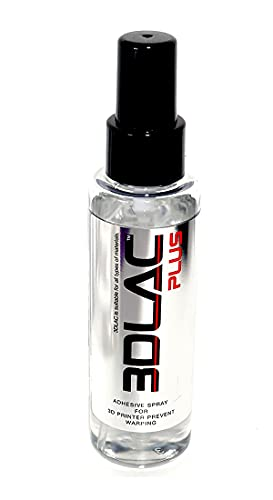 3DLAC Plus Fixierspray Adhesive für 3D Drucker