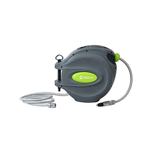 GEKA K25 Wandtrommel, automatisch, grau und grün