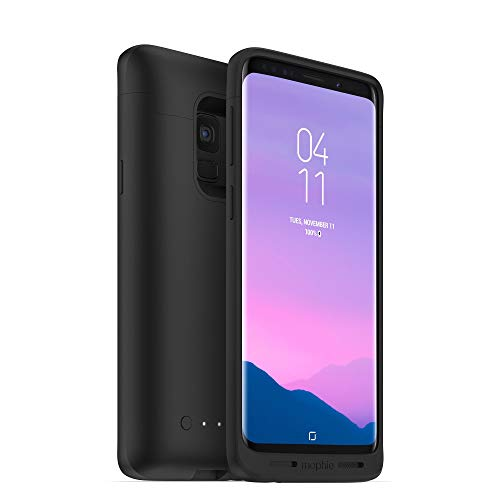 Juice Pack Made for Samsung Galaxy S9 Plus - Wireless Charging Battery Case - Black (Renewed)