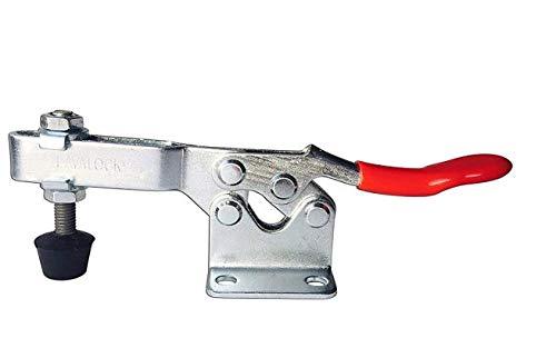 BBQ Lid LL-12050 Smoker Vertical Handle Door Clamp 200 Lb Latch Garden /&