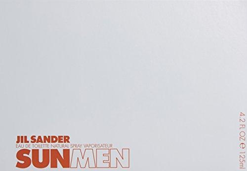 Jil Sander Jil sander sun hommeman eau de toilette vaporisateur 1er pack 1 x 125ml