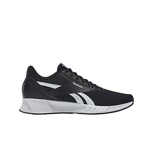 Reebok Lite Plus 2.0, Zapatillas de Running Unisex Adulto, Negro/Blanco/Negro, 42 EU