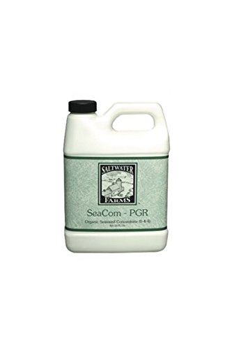 SeaCom Seaweed Organic Fertilizer Concentrate 0-4-4 (1 Quart)