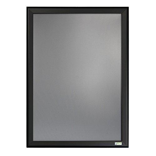 SECO SN2741BLACK Luxury Snap Frame, 27' x 41', Black