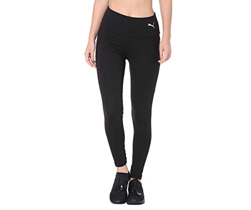 PUMA Damen Transition Legging Hose, Black, XL